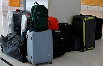 Mehrere Koffer