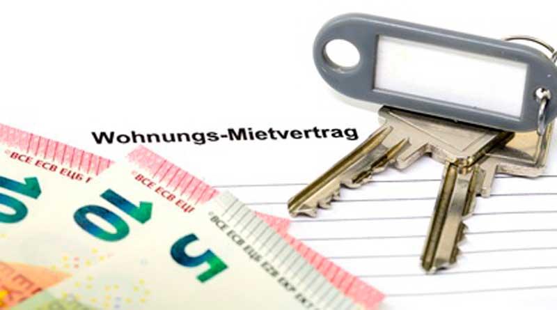 Mietvertrag und Geld