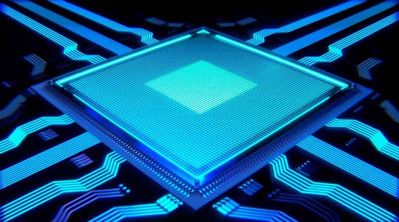 Symbolbild Quanten-Computer