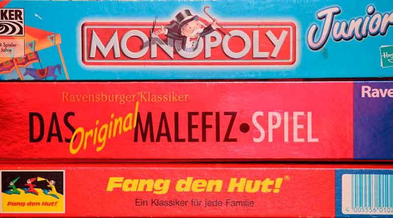 Die beliebtesten Spiele der Deutschen