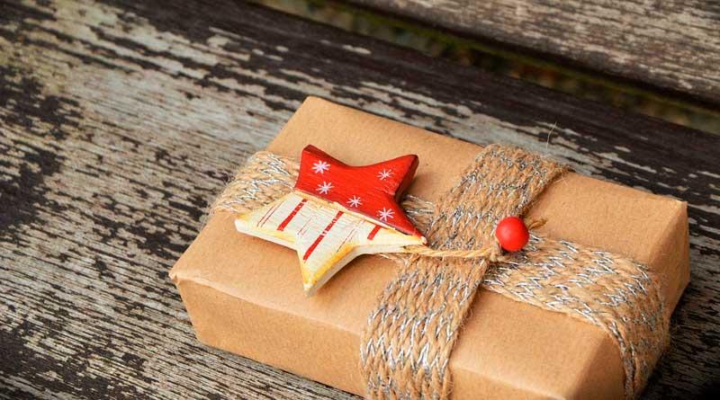 Geschenkpäckchen