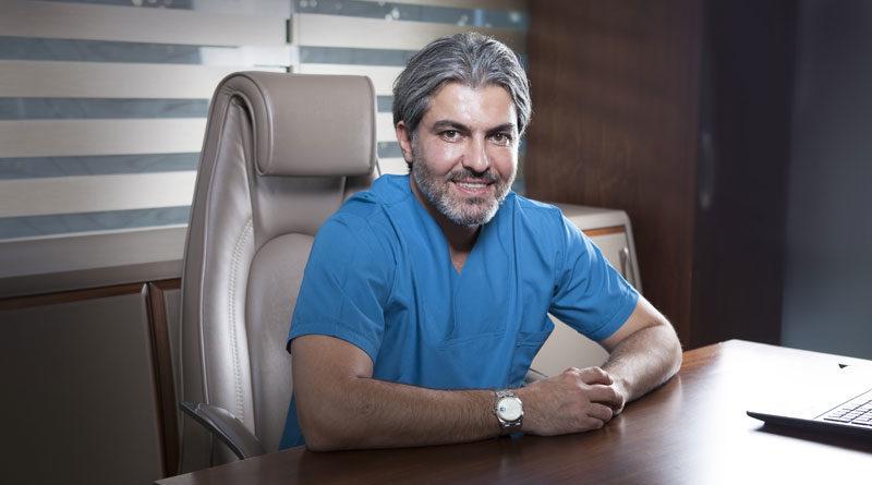 Dr. Serkan Aygin, der Pionier für Haarverpflanzungen in der Türkei