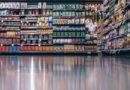 Supermarktregale