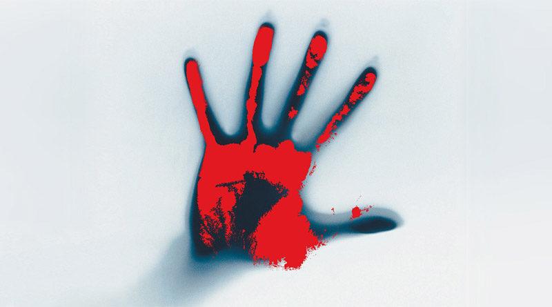 Wärmebildaufnahme einer Hand